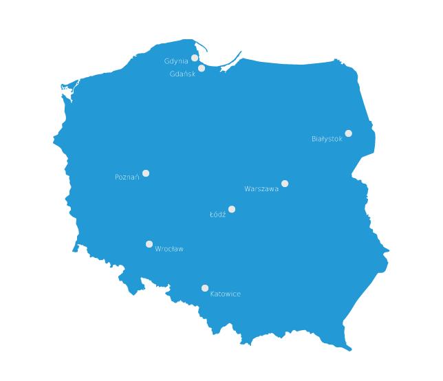 Kolokacja mapa